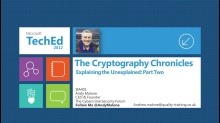 The Cryptography Chronicles: Explaining the Unexplained, Part 2