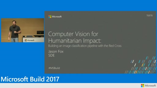 Computer vision for humanitarian impact: Building an image processing pipeline with the Red Cross