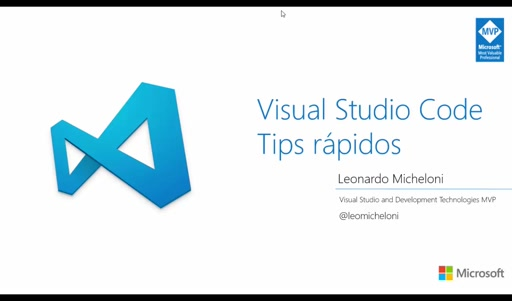 Visual Studio Code Tips rápidos: File Association