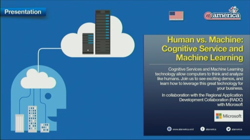 Human vs. Machine: Cognitive Services and Machine Learning