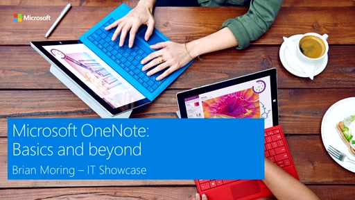Microsoft OneNote: Basics and beyond