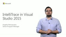 IntelliTrace in Visual Studio 2015