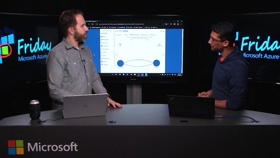Capturing Analytics data with Azure Mobile Engagement