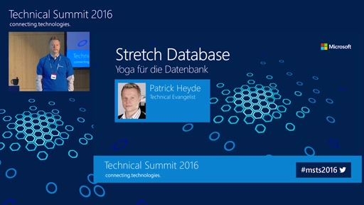 Stretch-Database: Yoga für die Datenbank
