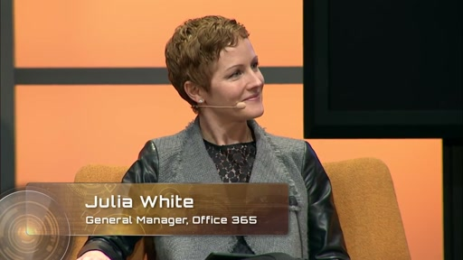 Roadmap of what's coming soon in Office 365 - with Julia White