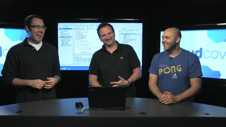 Episode 111: New Windows Azure Diagnostics enhancements in SDK 2.0 and above
