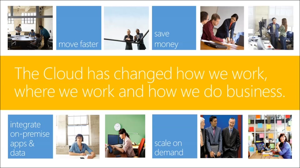 TechNet Radio: Navigating the Hybrid Cloud: Making it Work for You