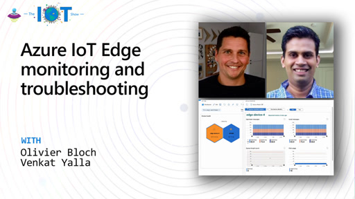 Azure IoT Edge monitoring and troubleshooting