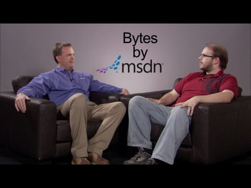 Bytes by MSDN: Evan Hutnick and Rob Cameron on Creating Great Applications for Windows Phone 7