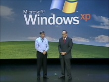 PDC 2001 Keynote with Michael Wallent and Bill Gates