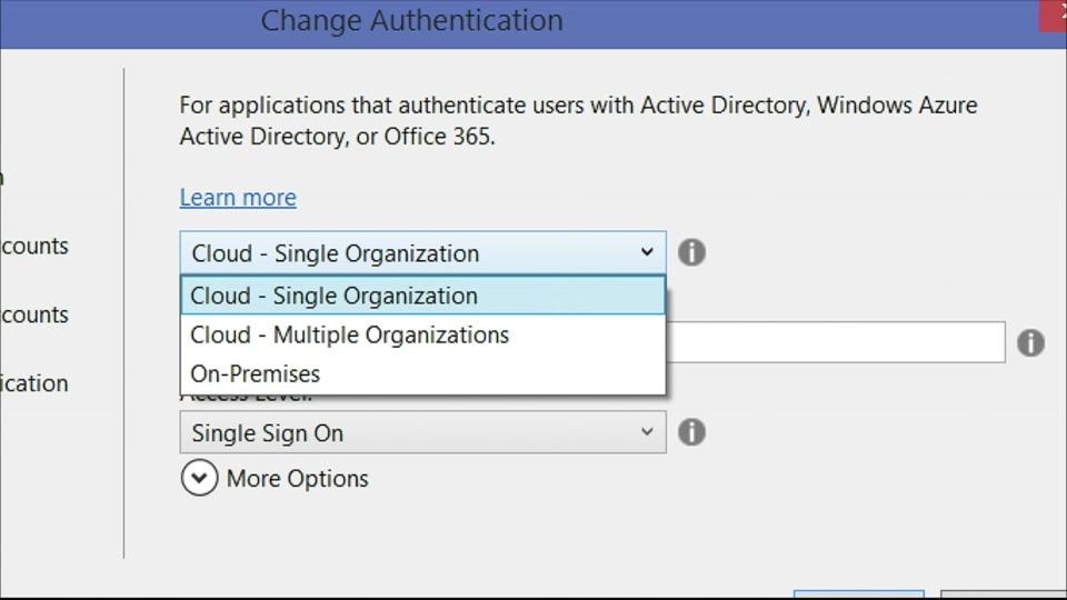 Azure Identity 103 - Vittorio creates an application that will authenticate against Active Directory