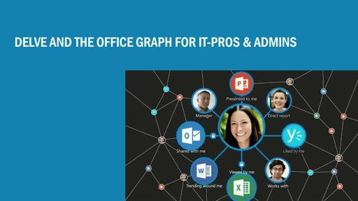 Delve and the Office Graph for IT-Pros & Devs