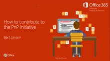 PnP Core Component - How to contribute to the PnP initiative