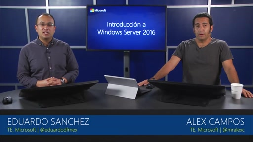Mod 2 Containers Docker + DevOps Introducción a Windows Server 2016