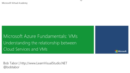 12. Microsoft Azure Fundamentals: Virtual Machines - Understanding the Relationship Between Cloud Services and VMs [Vietnamese Subtitles]