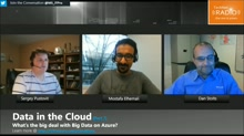 TechNet Radio: Data in the Cloud (Part 7) - What's the big deal with Big Data on Azure?