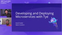 Developing and Deploying Microservices with 'Tye'