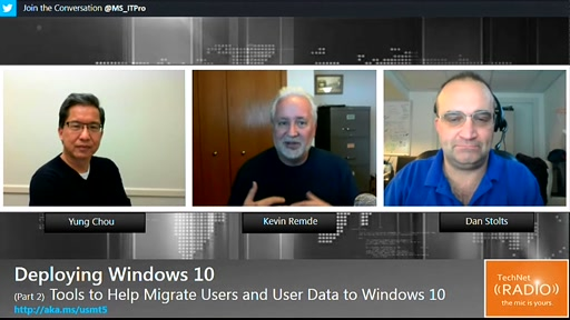 (Part 2) Deploying Windows 10: How to Migrate Users and User Data to Windows 10