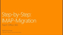 Step-by-Step IMAP-Migration