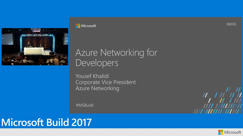Azure networking for developers