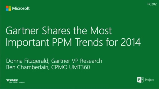 Gartner Shares the Most Important PPM Trends for 2014