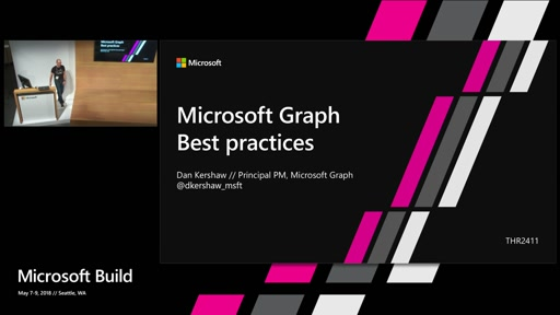Best practices with Microsoft Graph: Making your applications more performant, resilient, and reliable.