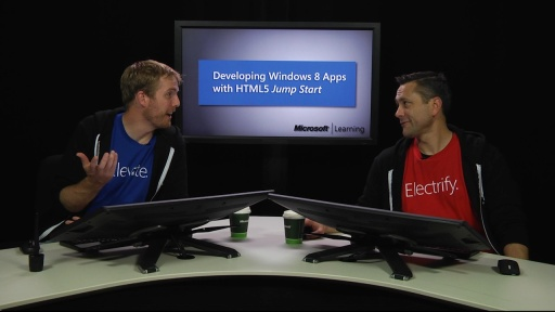 Developing HTML5 Apps Jump Start (06b): Advanced Topics, Part 2