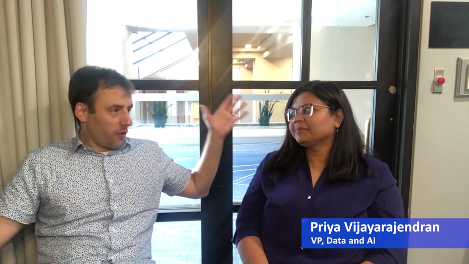 Microsoft Ignite DATA announcements with Priya Vijayarajendran