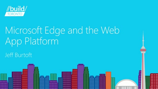 Microsoft Edge & Web Apps