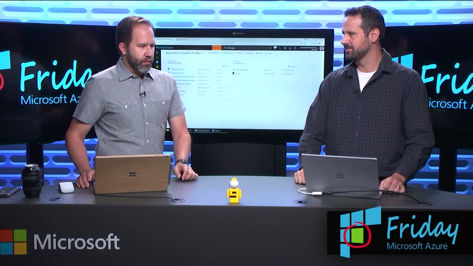 Profiling Live Azure Web Apps with Application Insights