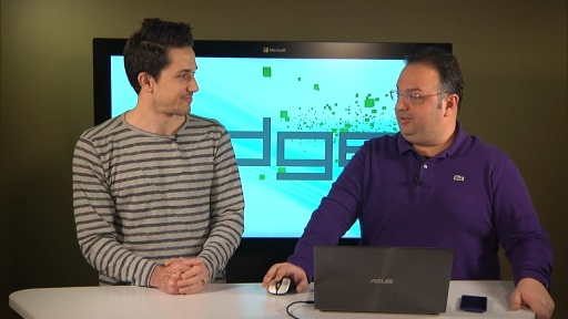 Edge Show 85 - Windows Azure Active Directory Premium Demo