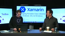Using Portable Class Libraries with Xamarin