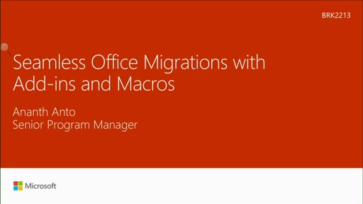 Attain seamless Office migrations with add-ins and macros after an upgrade