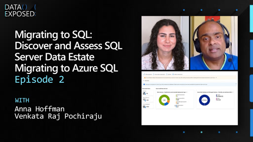 Migrating to SQL: Discover and Assess SQL Server Data Estate Migrating to Azure SQL (Ep.2)
