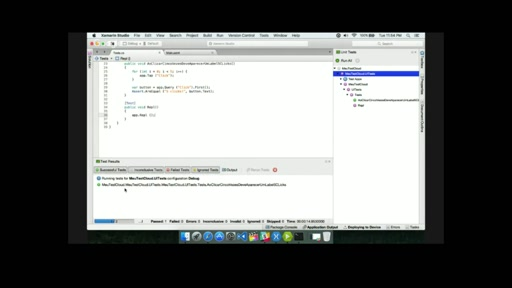 Monkey Nights S1E13 - Testes seus aplicativos na Xamarin Test Cloud