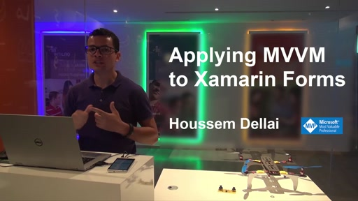 Applying MVVM to Xamarin Forms
