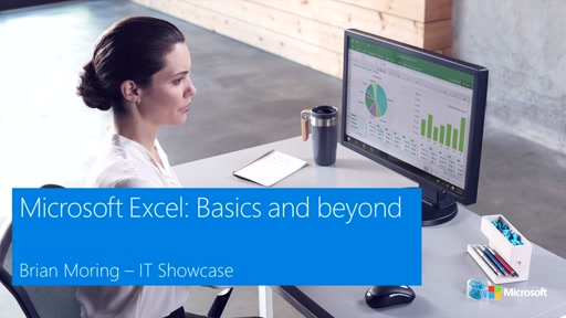 Microsoft Excel: Basics and beyond
