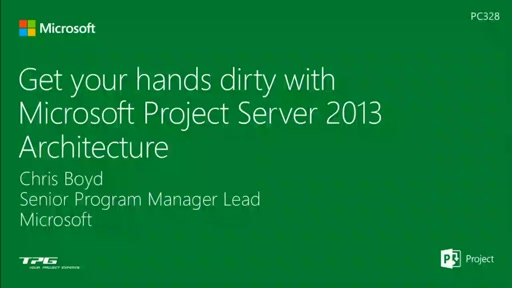 Get your hands dirty with Microsoft Project Server 2013 architecture