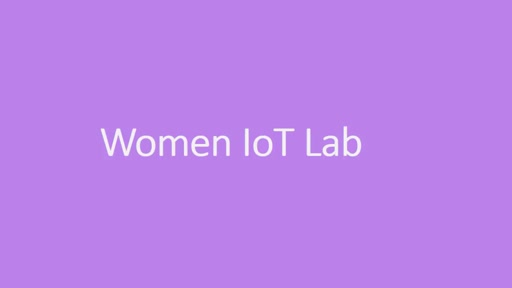 Ada Code Group- Women in IoT Workshop
