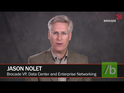 Brocade and Microsoft engineering collaboration on Windows Server 8