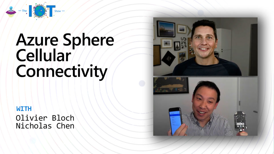 Azure Sphere Cellular Connectivity