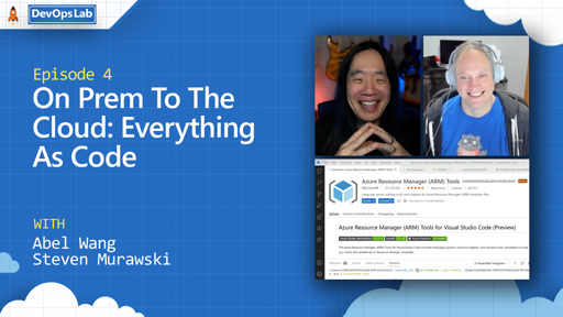 On Prem To The Cloud: Everything As Code (Episode 4)