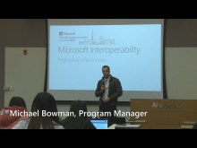 Microsoft Interoperability Programs