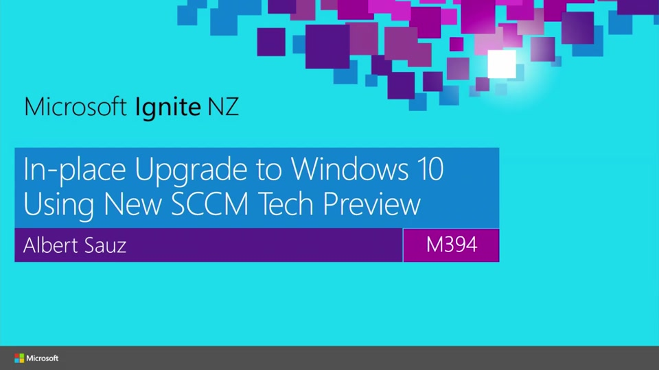 In-place Upgrade to Windows 10 Using New SCCM Tech Preview ...