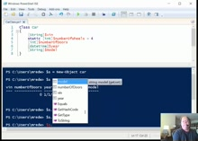 PowerShell 5 - Creating a Simple Class