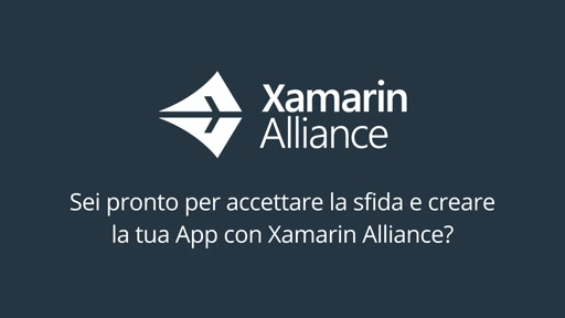Join the Xamarin Alliance