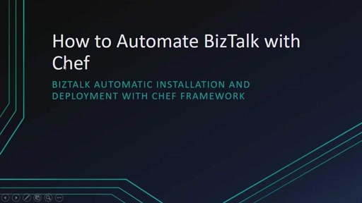 How to automate BizTalk with Chef