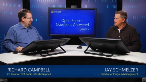 Open Source Questions Answered: (06) .NET and Open Source