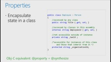 Building Windows Store Apps for iOS Developers: (02) C# for Objective-C developers