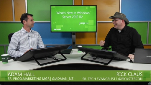 What's New in Windows Server 2012 R2: (07) Access and Information Protection